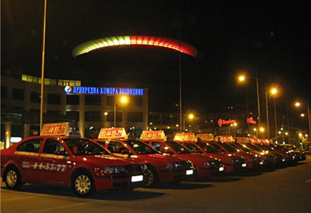 Taxi Novi Sad