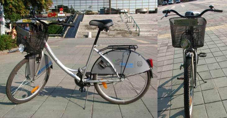 Rentiranje bicikla u Novom Sadu